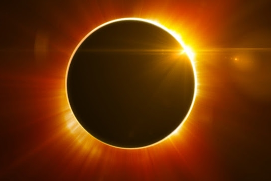 Solar Eclipse 2017 - Blinded by the Light…